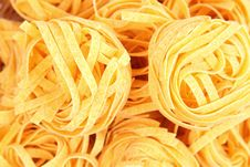 Free A Background Of Tagliatelle Paglia E Fieno Royalty Free Stock Images - 31719219