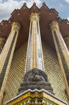 Free Buddha Image Style Royalty Free Stock Images - 31721269