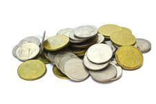 Free Stack Of Coins Royalty Free Stock Photo - 31727165