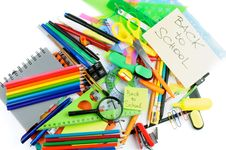 Free Back To School Royalty Free Stock Photo - 31736595