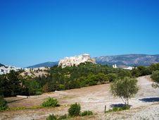 Free Acropolis Royalty Free Stock Photography - 31737377