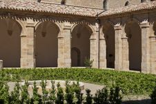 Free Abbey Cloister Stock Images - 31751364