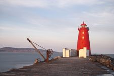 Free Red Lighthouse Stock Images - 31751894