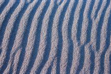 Free Wavy Sand Royalty Free Stock Image - 31760536