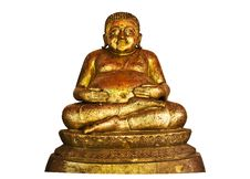 Free The Buddha Status Isolated Stock Photo - 31761400