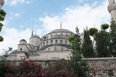 Free Blue Mosque, Istanbul Stock Photos - 31761403