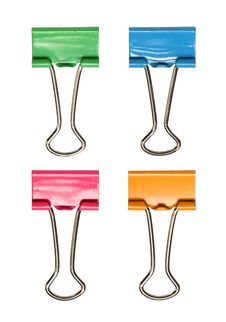 Free Binder Clip Stock Images - 31763954