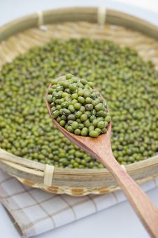 Free Mung Beans Stock Photo - 31765150