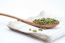 Free Mung Beans Stock Image - 31765231