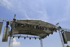 Free Stage Platform Stock Photography - 31770282