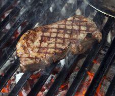 Free Beef Steak Royalty Free Stock Image - 31774486