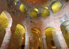 Mantua Rotunda Church Royalty Free Stock Photo