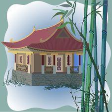 Free Pagoda Royalty Free Stock Photo - 31776585