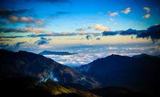 Free Fansipan Mountain Royalty Free Stock Images - 31778429