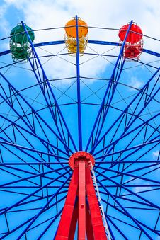 Free Ferris Wheel Royalty Free Stock Photography - 31785417