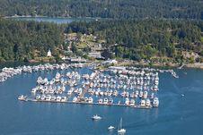 Free Roche Harbor San Juan Washington Stock Images - 31788814