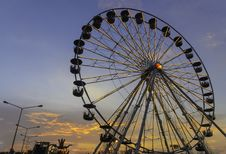 Free Ferris Wheel Stock Photography - 31791032