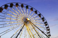 Free Ferris Wheel Stock Photo - 31791040