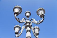 Free Streetlight Royalty Free Stock Photo - 31793925
