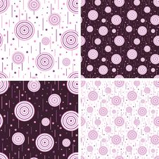 Free Patterns With Circles Royalty Free Stock Photo - 31796175
