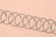 Free Metal Binding Rings Royalty Free Stock Photo - 31797315