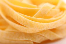 Free Yellow Tagliatelle Stock Images - 31797874