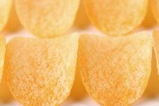 Free Close-uppotato Chips Stock Images - 31798024