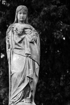 Free Virgin Mary Royalty Free Stock Photo - 31798205
