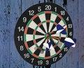 Free Dart Board Stock Photo - 3189100