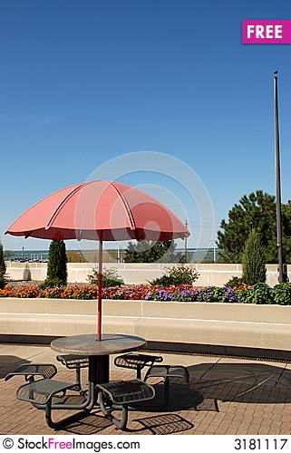 Free Providing Shade On A Sunny Day Royalty Free Stock Photography - 3181117