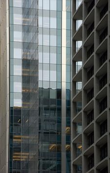 Free Office Buildings Abstract Stock Image - 3180081