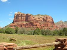Free Red Rocks In Sedona Royalty Free Stock Image - 3180336
