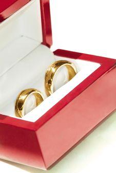 Free Wedding Rings Stock Photography - 3180482