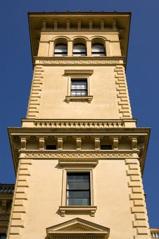 Free Victorian Tower Stock Photography - 3180532