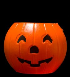 Free Jack-o-Lantern Decoration Royalty Free Stock Photos - 3181198