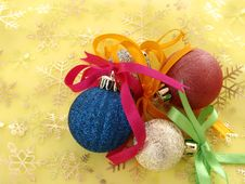 Free Christmas Decoration 3 Stock Images - 3181504