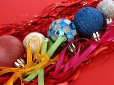 Free Christmas Decoration 6 Stock Image - 3181511