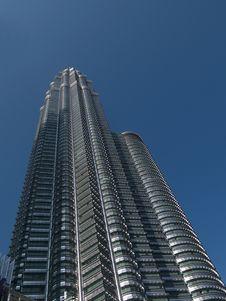 Free Skyscraper In Kuala Lumpur Stock Images - 3182254