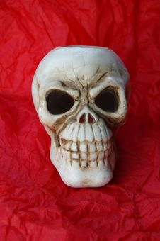Free Skull-dead2 Royalty Free Stock Photography - 3182317