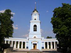 Free Monastery Stock Image - 3182361