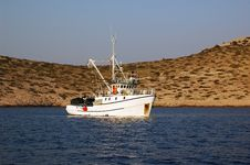 Free Fishing Ship Stock Images - 3182414
