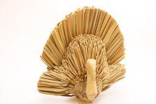 Free Straw Turkey Stock Images - 3182514