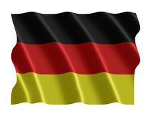 Free German Flag Stock Photos - 3182623
