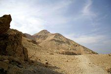 Free Desert Landscape Royalty Free Stock Photos - 3182628
