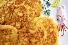 Free Potato Pancakes Stock Images - 3183114
