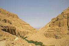 Free Desert Landscape Royalty Free Stock Images - 3183489