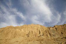 Free Desert Landscape Royalty Free Stock Photo - 3183575