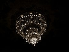 Free Chandelier Royalty Free Stock Image - 3183786