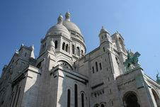 Free Sacre-Coeur Stock Photos - 3184593