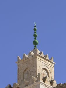 Free Minareto Tunisia Stock Photography - 3184802